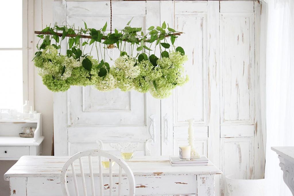 Diy ein himmel voller hortensien toll was blumen machen - Portavasi da finestra ...