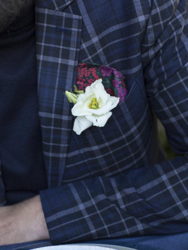 Festoutfit mit floralem Touch Tollwasblumenmachen.de